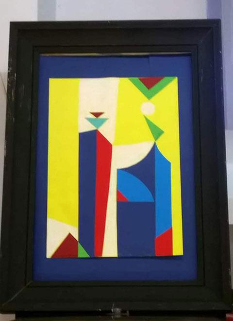 quadro - evento Fabio Principi la luce del colore